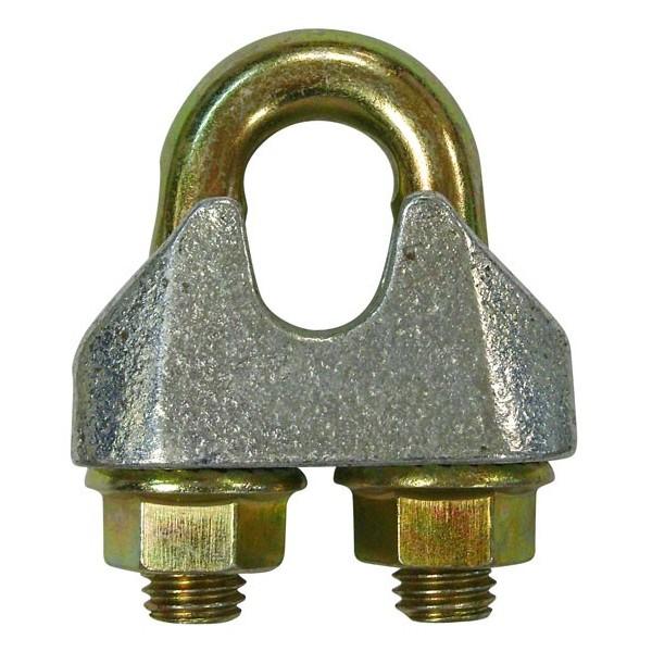 Ultra Câble 5 mm - Serre câble à étrier DIN 1142 EU-CCLAMP1142-5MM XW-71
